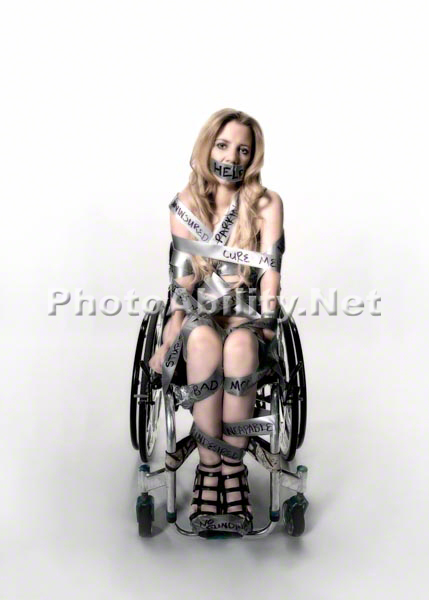 A Paralyzed Life