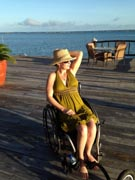 Woman-in-wheelchair-on-holiday-in-Belize
