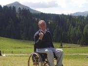 Man-in-Alpine-Meadow