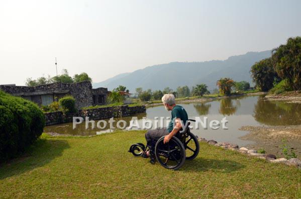Scott Rains visiting Nepal