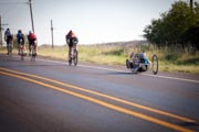 Competition-road-handcycle-racing