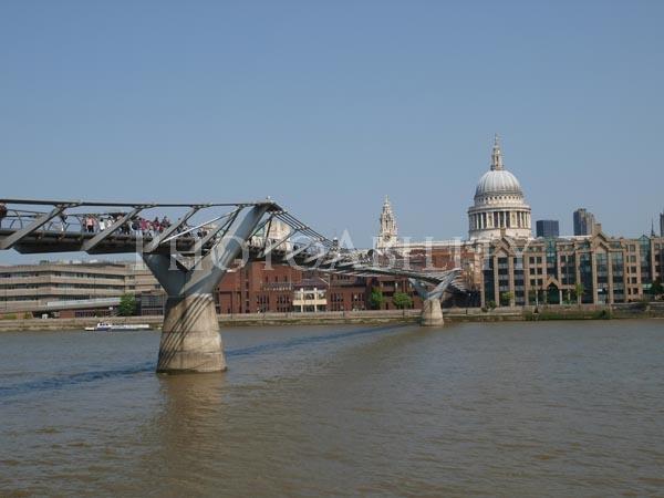 London's Millennium Bridge