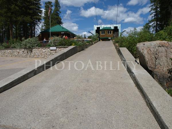 Wistlers Mountain, Japer, Alberta Canada