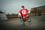 Wheelie-at-skatepark-in-Brandenburg-Havel-Germany
