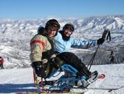 Sit-Skiing---Aspen