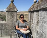 Woman-in-wheelchair-visiting-historic-sites