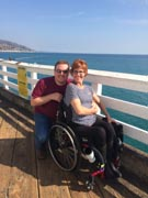 Woman-in-wheelchair-fishing-on-the-Malibu-Pier