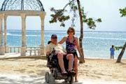 A-couple-on-holidays-at-an-accessible-tropical-paradise
