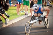 Wheelchair-Racing