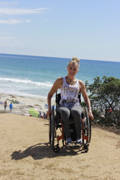 Woman-using-wheelchair-at-the-ocean