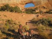 Moab,-Utah-hiking-with-Rick-Marion