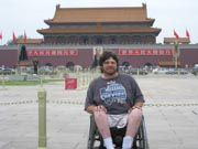 Man-in-wheelchair-in-Tiananmen-Square-China