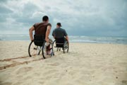 Wheelchair-tracks-across-the-beach