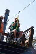 Man-in-wheelchair-at-an-adaptive-zipline-course