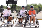 Wheelchair-Lacrosse