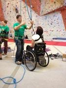 Adaptive-Rock-Climbing