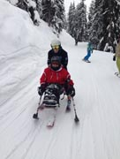 Adaptive-Skiing