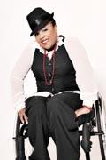 Studio-shots-of-woman-in-wheelchair
