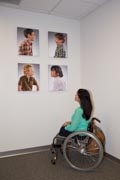 Woman-in-wheelchair-at-an-art-gallery