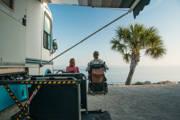 Senior-couple-with-their-campervan