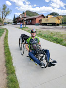 Man-out-for-days-hand-cycling