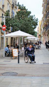 Man-using-wheelchair-on-holiday-in-Italy