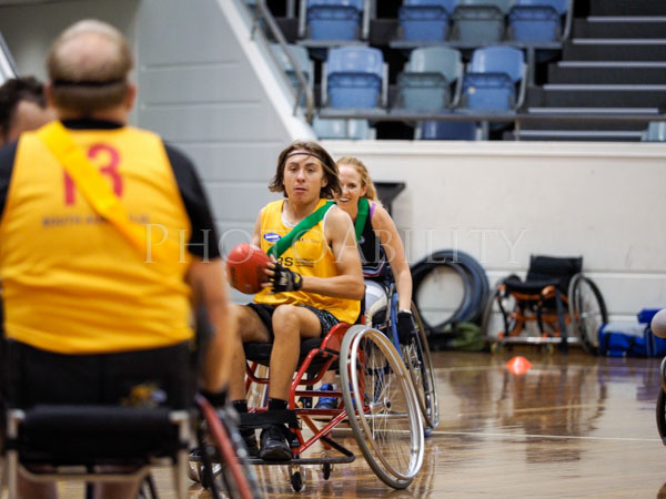 Wheelchair Australian Rules Football National Championship 2017