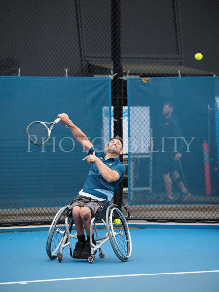 Australian National Wheelchair Tennis Championships 2016, Melbourne Park