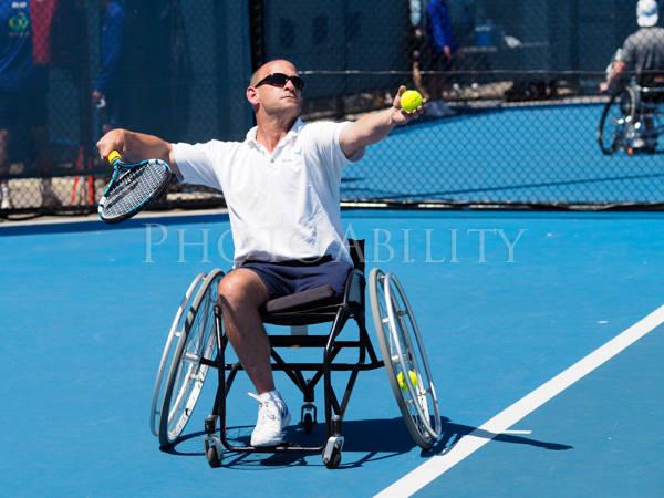 Australian National Wheelchair Tennis Championships 2016, Melbourne Park