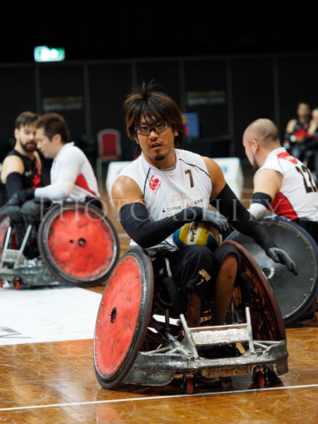 2017 GIO Wheelchair RugbyNational Championship AndGio 2018 IWRF Wheelchair Rugby WorldChampionship Official Test Event - Canada vs Japan
