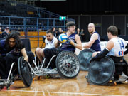 017-Gio-Wheelchair-RugbyNational-Championship-AndGio-2018-IWRFWheelchair-Rugby-WorldChampionship-Official-Test-Event-GIO-NSW-Gladiators-vs-Victoria-Protect-Thunder
