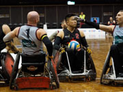 2017-GIO-Wheelchair-RugbyNational-Championship-AndGio-2018-IWRF-Wheelchair-Rugby-WorldChampionship-Official-Test-Event---Canada-vs-SUNCORP-QLD-Cyclones-disabilitysportsaustralia-wheelchairrugbyau