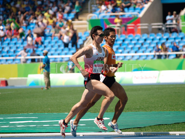 Rio 2016 Paralympic Games, men's 1500m T11 heats