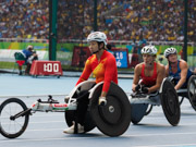 Rio-Paralympics,-womens-400m-T54-Heat-1