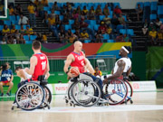 Rio-2016-Paralympic-Games,-Mens-wheelchair-basketball-pool-match-between-the-USA-and-Great-Britain
