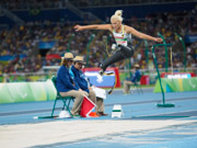 Womans-T42-Long-Jump-final-at-the-Rio-Paralympic-Games.-Won-by-Vanessa-Low,-Germany,-setting-new-world-record.