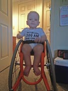 Wheelchair-Baby